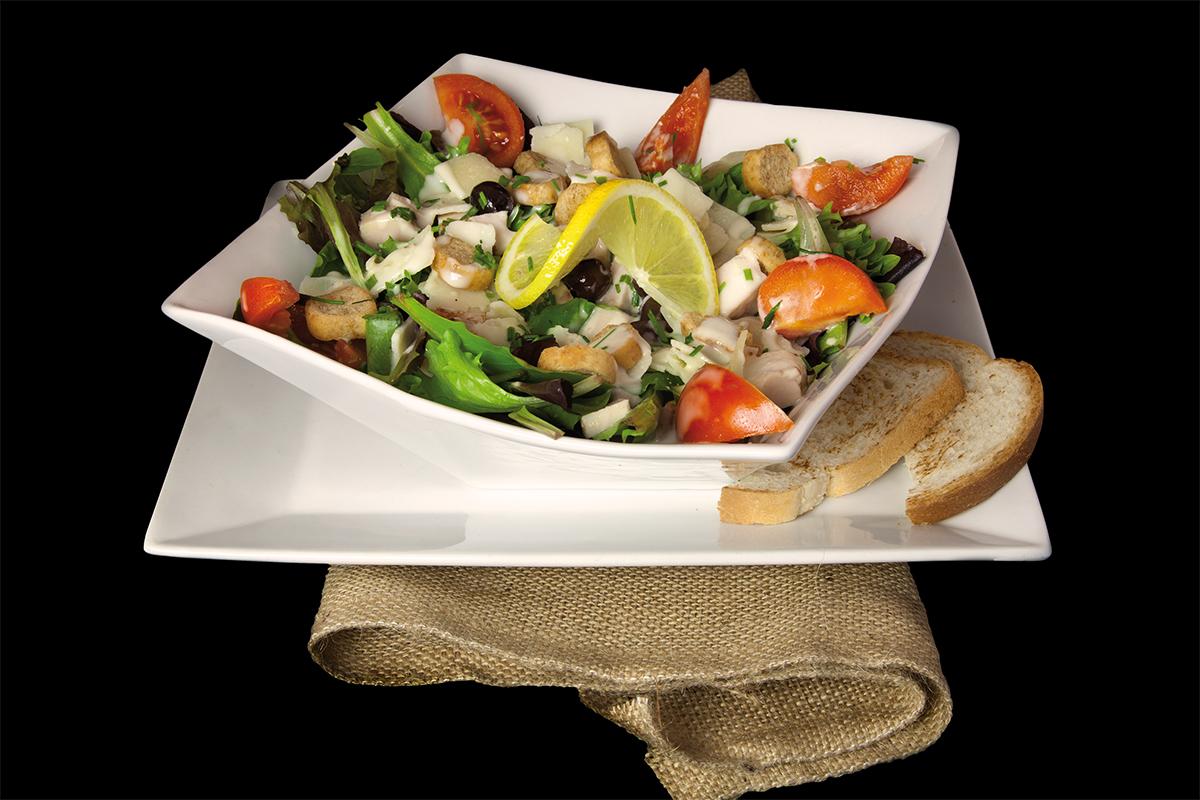 La salade du pécheur
